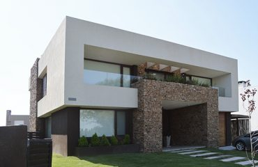 Casa minimalista master homes steel framing uruguay for Casa minimalista uy